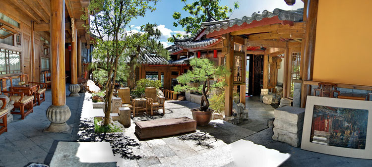 Lijiang Zen Garden Lion Hill Branch
