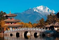 Lijiang parc du dragon noir