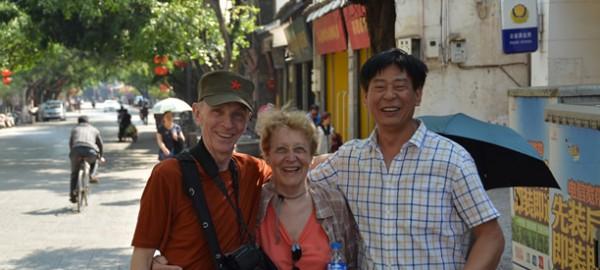 voyage au Yunnan et bonne année 2016