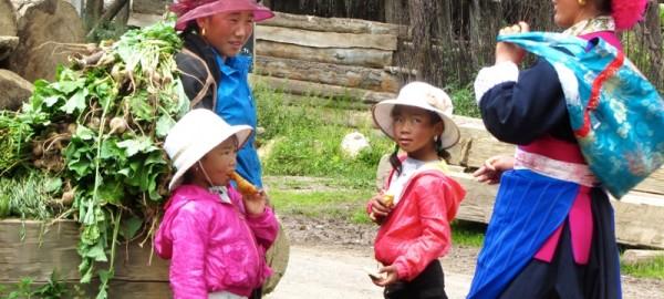 Impressions de voyage au yunnan