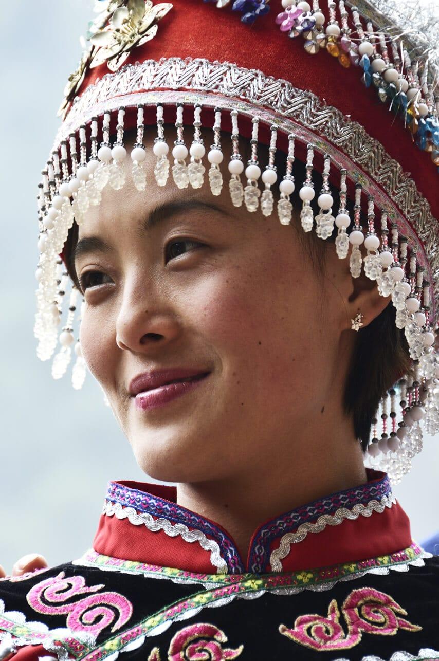 Yunnan Buyi Femme