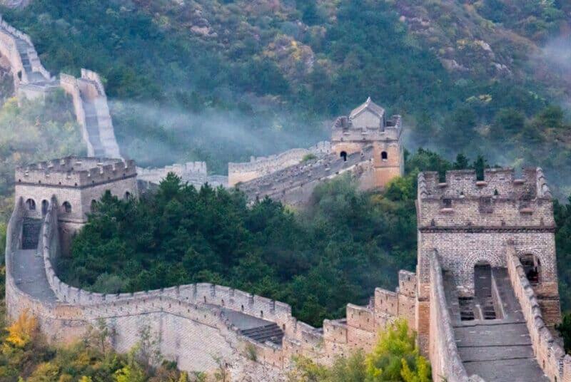 Grande Muraille Pekin