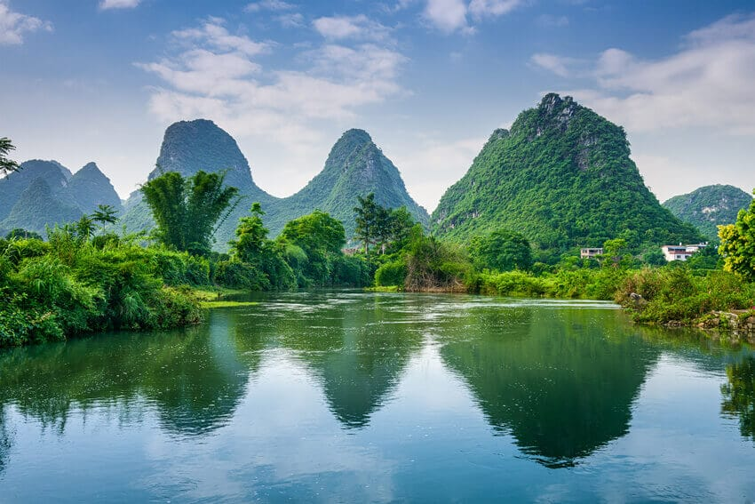 Guilin-Yangshuo