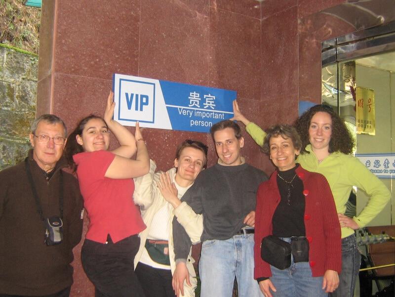 Avis voyage Chine Groupe Valerie