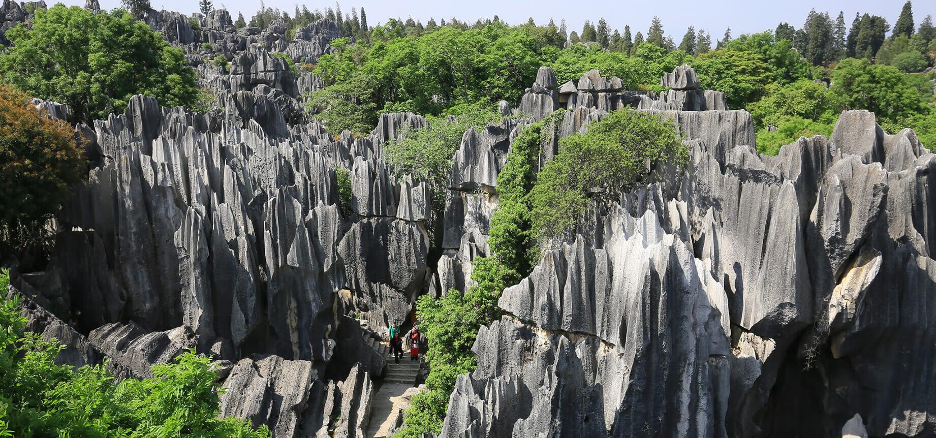 la-foret-des-pierres-shilin-yunnan