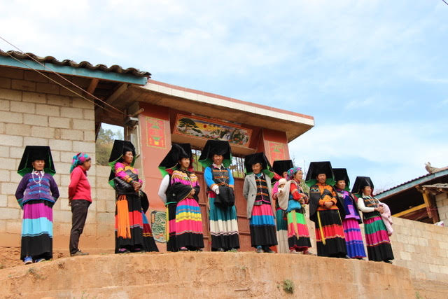 Femmes Minorites Yunnan