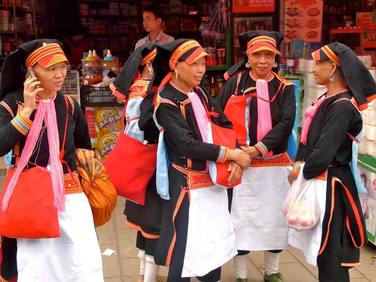 Yunnan minorite