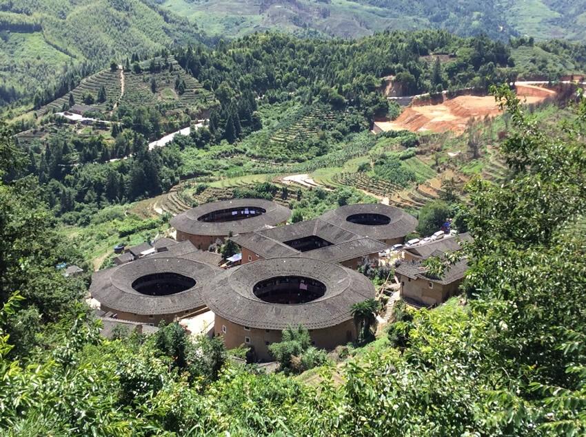 Maison Tulou Voyage Chine Fujian