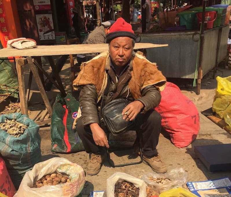 Shaxi marché