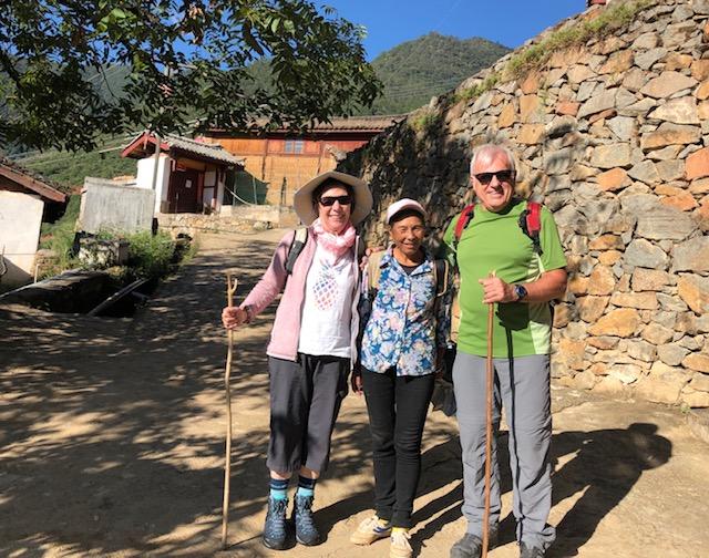 Guide Wumu Yunnan