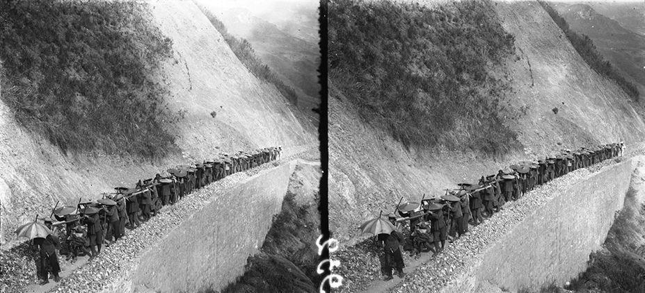 la ligne de chemin de fer du yunnan 8