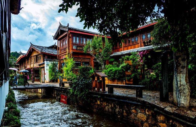 Lijiang ciel yunnan 2