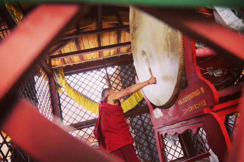 Lama-Tibet