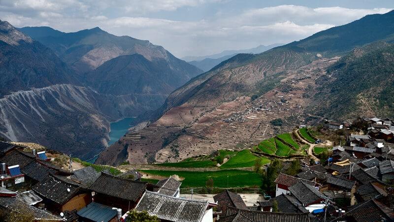 Wumu Village Lijiang Yunnan Chine