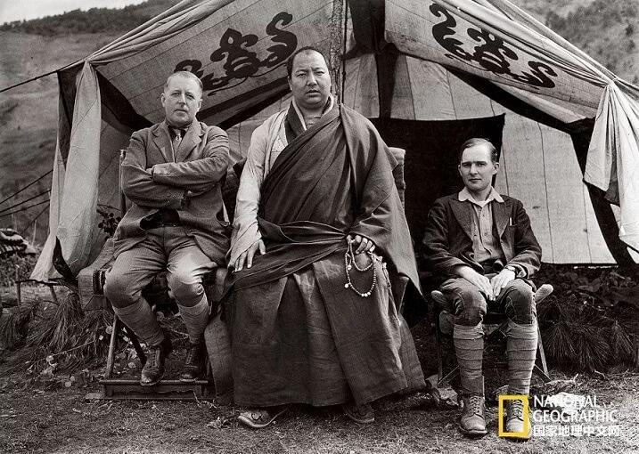 Joseph Rock Botaniste à Lijiang