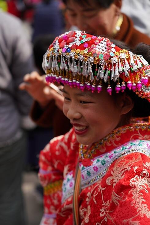 Lisu Lijiang Yunnan
