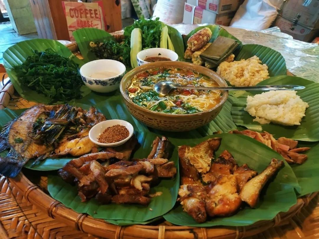 barbecue Jinghong xishuangbanna
